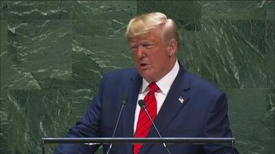 Trump returns to U.N. as unease about US leadership grows