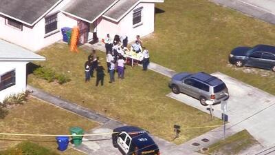 Tres heridos por un tiroteo cerca de una escuela secundaria de Miami