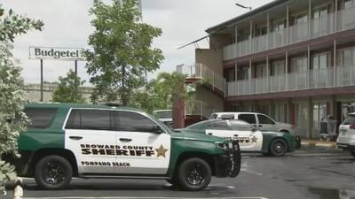 Autoridades investigan el hallazgo de una bebé sin vida en un motel de Pompano Beach