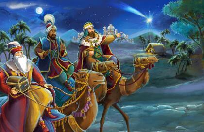 Imagenes Sobre Reyes Magos.Las Teorias Detras De Los Reyes Magos Horoscopos Univision