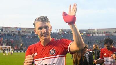 ¿Se queda o se va Bastián Schweinsteiger del Chicago Fire?