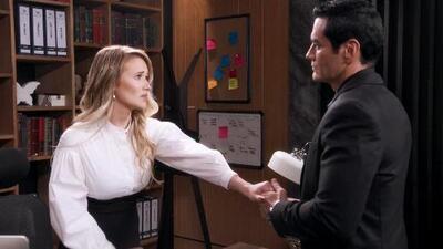 Ricardo se disculpó con Sofía por haberla culpado por la muerte de Alejandra