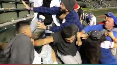 (Video) Por racismo, se desata pelea a patadas y puñetazos en juego de las grandes ligas
