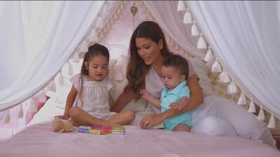 Ana Patricia Gámez conoció el amor puro e incondicional gracias a sus dos hijos