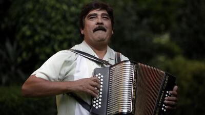 Murió en México el cantante Celso Piña