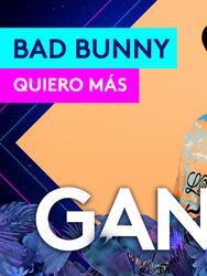 Bad Bunny es el gran ganador de la noche con 8 Premios Juventud. También gana en la categoría 'Quiero más'.