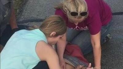 Ubican al padre de la niña indocumentada que fue hospitalizada en Houston tras accidente