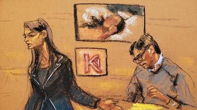 """""""Era una orden de mi amo"""": testigo cuenta cómo se convirtió por años en una esclava sexual del gurú de NXIVM"""