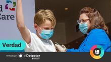 ¿En tan poco tiempo las vacunas para adolescentes de 12 a 15 años pasaron las pruebas para su autorización en EEUU?