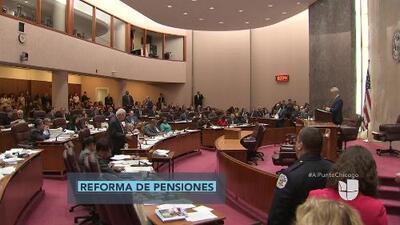 ¿Cómo y cuál es el plan de Emanuel para resolver la crisis de pensiones?