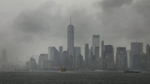 Nueva York tendrá una madrugada con neblina densa y cielos mayormente grises