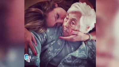 La abuela de Thalía fue intervenida quirúrgicamente y no recibió ni una llamada