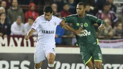 Chapecoense quedaría fuera de la Libertadores por 'trampa'