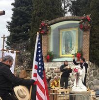 Así llegó a Des Plaines, Illinois la imagen de la Virgen de Guadalupe y se creó el Cerrito del Tepeyac
