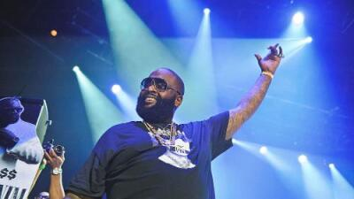 Rick Ross released from hospital