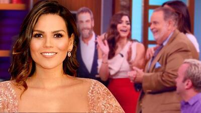 Karina Banda será la nueva imagen en UniMás, pero no dejará El Gordo y la Flaca