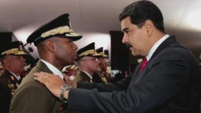 """""""Maduro es el jefe de una empresa criminal"""", afirma exdirector de inteligencia de Venezuela"""