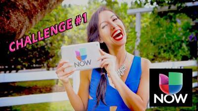 Challenge #1 Univision Now | Setareh Khatibi | NBL VIP