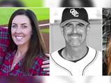 Todo listo para el homenaje a John, Keri y Alyssa Antobelli en el Angels Stadium