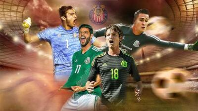 Chivas es el equipo con más finalistas en Mundiales Sub-17