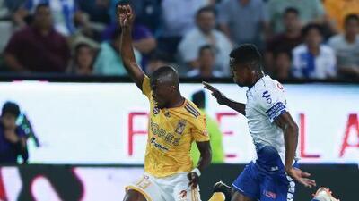 Enner Valencia piensa que Tigres no se debe confiar en el juego de vuelta frente a Pachuca