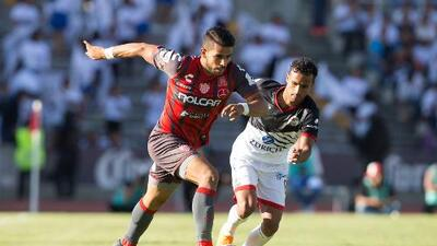 Cómo ver Necaxa vs Lobos BUAP en vivo, por la Liga MX