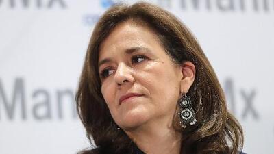 Margarita Zavala renuncia a su candidatura a la presidencia de México