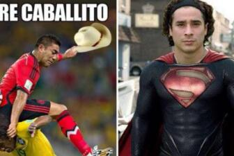 LOS MEMES DEL MÉXICO VS BRASIL
