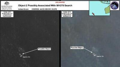 Expertos dicen haber resuelto el misterio de la desaparición del vuelo MH370 de Malaysia Airlines