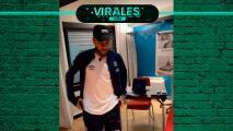 Épica reacción de Neymar con la dura derrota de Santos en Libertadores