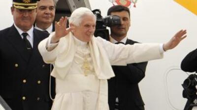 Internet no quiere al Papa Benedicto