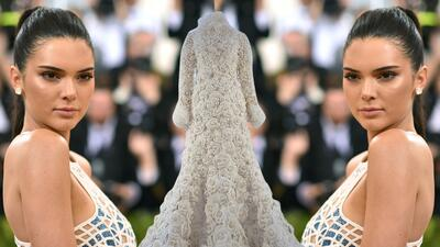 Los looks de belleza que queremos imitar de la Gala del Met