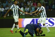 Atlético Nacional 3-0 Deportivo Cali: Atlético Nacional es campeón de la Súper Liga