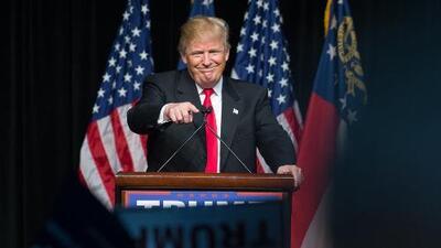 Donal Trump encabeza las encuestas en Nevada