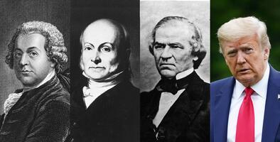En dos siglos solo tres presidentes se negaron a ir a la fiesta inaugural del sucesor, Trump será el cuarto