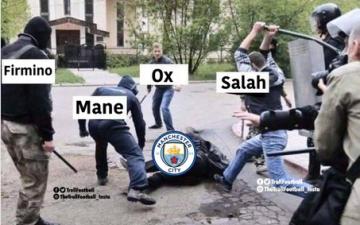 Memes tras las goleadas de Liverpool y Barcelona en los cuartos de final de Champions