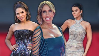 En fotos: así lució el talento de Univision en Latin GRAMMY