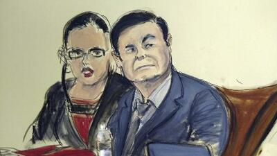 Hombre entra a la corte de Nueva York fingiendo ser familiar de 'El Chapo'
