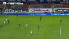 Resumen del partido Querétaro vs Atlas