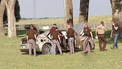 Se desata intensa persecución policial por las calles de Oklahoma City