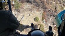 """""""Estaba viendo los leones del otro lado del cañón"""": excursionista perdido en California cuenta cómo sobrevivió"""