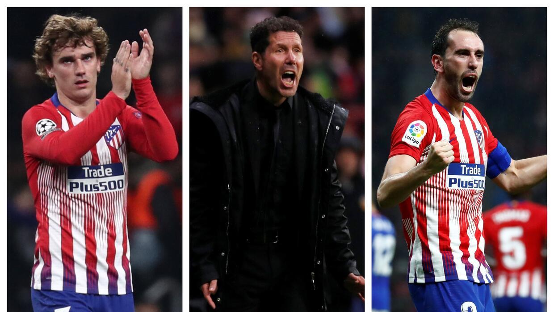 Image result for El Atlético de Madrid será rival de las figuras de Major League Soccer en el MLS All-Star Game