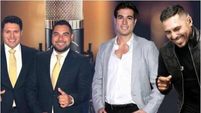 Exclusiva: El reto que Danilo Carrera lanzó a la Banda MS y a Espinoza Paz