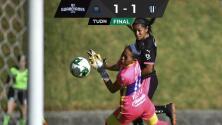 Resumen | Pumas rescata el 1-1 ante Rayadas en dramático encuentro