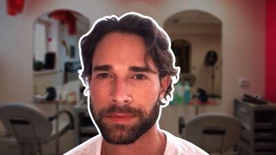 Este es el (nuevo) y radical cambio de imagen de Sebastián Rulli