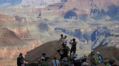 ¿El acceso al Gran Cañón en peligro?