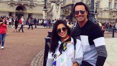 Renata Notni se casa con su novio por ritual marroquí