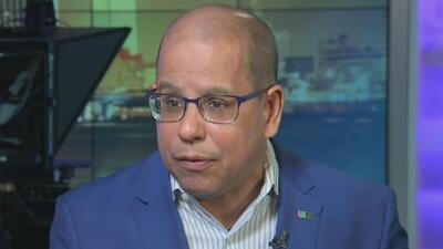 José Alfonso Almora, veterano reportero de Miami, se despide de Univision después de 31 años