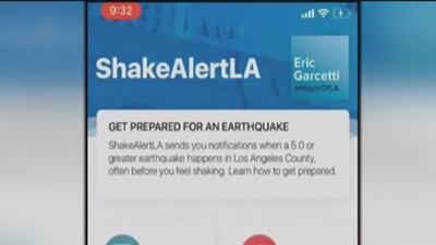 Un sistema de alerta temprana de sismos está en camino, según el gobernador de California