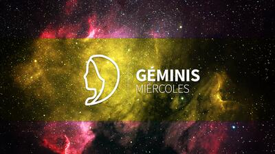 Géminis – Miércoles 16 de noviembre: Una noche de pasión, es tu día zodiacal